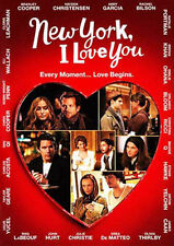 New York, I Love You ( DVD ) Shia LaBeouf, Natalie Portman, Bradley Cooper MOVIE