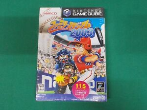 Game Cube -- FAMILY STADIUM 2003 -- New!! Nintendo GC. **JAPAN GAME** 39031