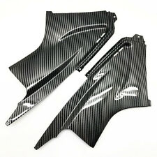 Side Air Duct Cover Fairing Insert Part For Yamaha YZF R6 2003-2005 Carbon Fiber