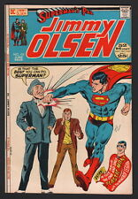 SUPERMAN'S PAL JIMMY OLSEN #150, DC COMICS, 1972, FN CONDITION, PLASTIC MAN