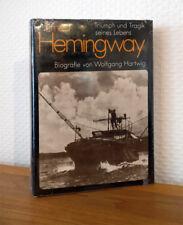 Wolfgang Hartwig Ernest Hemingway - Triumph Un…