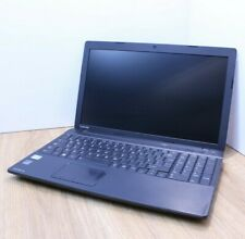 Toshiba Satellite C50 Windows 10 Laptop Intel Core i3 3rd Gen 2.5 GHz 4GB 500GB