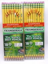 36 Ticonderoga The Worlds Best Pencil 2 Hb Lead Premium Wood Sharpened 13818