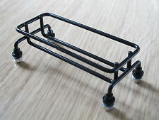 Metal Roof Mount Luggage Rack 1/10 RC TOY Tamiya Axial Truck F350 Hilux Bruiser