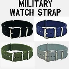 NATO G10 MILITARY WATCH STRAPS 18MM(for cwc) 20MM(for pulsar) 22MM and  24mm