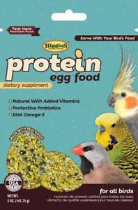 HIGGINS - Protein Egg Bird Food - 5 oz. (141.75 g)