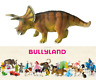 Figurine Dinosaures Triceratops Statue Peinte mains 23 cm Jouets Bullyland 61432