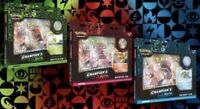 Pokemon TCG Champions Path Pin Collection Box Set NEW IN HAND FREE SHIPPING!!