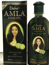 Dabur ORIGINAL Amla Hair Oil 200ml Natural Care +(FREE GIFT)USA SELLER FAST SHIP
