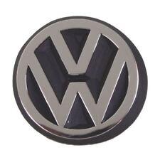 MK1 GOLF CABRIO Rear VW Emblem/badge Silver. Mk2 Golf 08/83-04/87 - 191853601B