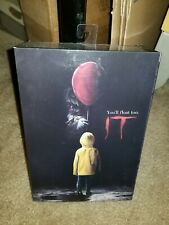 "NECA IT ULTIMATE PENNYWISE Clown 7"" Figure NIB"