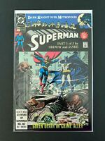 SUPERMAN #44 (1990) DC COMICS NM+