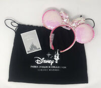 NEW Disney Parks Designer Cupcakes and Cashmere Minnie Mouse Ears KIDS-IN HAND!