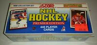 1990 Score NHL Hockey Set - Premier Edition Factory Set