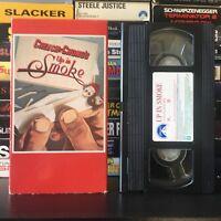 CHEECH AND CHONG'S UP IN SMOKE VHS 1978 1990 Cheech Marin Tommy Chong Comedy