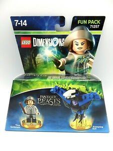 Figurine LEGO Dimensions Fun Pack 71257 The Animals Fantastic New