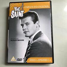 The Saint - Series 1: Episodes 7 & 8  DVD