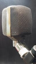 50's era AKG D12 Vintage Microphone in working condition + Triton preamp