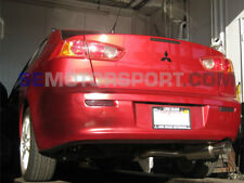 Mitsubishi Lancer 08 09 10 11 DE ES GTS Tsudo  S2 Race CatBack Exhaust