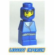 LEGO Microfigure - Orient Bazaar Merchant Blue - game minifig FREE POST