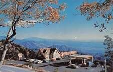 Rim O World Highway California Scenic Birdseye View Vintage Postcard K47694