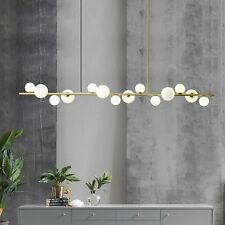 Glass Chandelier Lighting Kitchen Pendant Light Lobby Lamp Modern Ceiling Lights