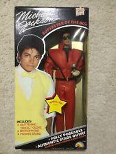 NIB Michael Jackson Thriller doll sunglasses vintage 1984