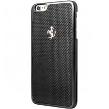 "Ferrari GT Black Carbon Frame Hard Case for iPhone 6 Plus / 6s Plus (5.5"")"