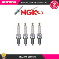 4983 4 Candele accensione DCPR7E-N-10 Fiat-Lancia (MARCA NGK NTK)