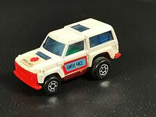 VOITURE DE CIRCUIT MAJORETTE MOTORS AMBULANCE