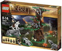 LEGO THE HOBBIT 79002 Attack of the Wargs Set