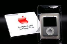  New Factory Sealed Apple iPod Nano 3rd Generation 4gb Silver + AppleCare
