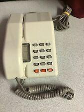 BT Viscount Rare Phone Push Button Slimline 1980s Retro Vintage Telephone