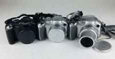 Canon PowerShot Digital Camera Lot Parts Or Repair S2 IS And S3 IS