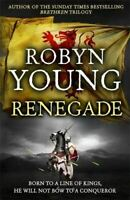 Young, Robyn, Renegade: Robert The Bruce, Insurrection Trilogy Book 2, Like New,