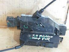 CITROEN C4 PICASSO SX MK1 2004-2010 PASSENGER SIDE REAR DOOR LOCK P/N: 24099816