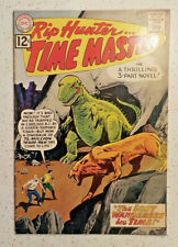 Rip Hunter, Time Master #7 ! DC 1962 ! ALL ALEX TOTH ! NICE PAGES ! hayfamzone