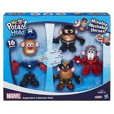 Playskool Mr Potato Head Iron Man & Tony Stark 18cm - Marvel Hasbro