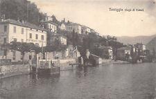 1891) TORRIGGIA (LAGO DI COMO), RISTORANTE. VIAGGIATA IL 17/7/19.