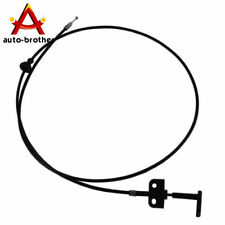 New Hood Release Cable W/Handle Pull Fit For Honda Civic 2001-2005 74130S5DA01ZA