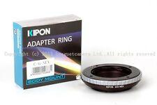 Kipon Adapter Contax G/G2/G1 lens to Sony E mount NEX-7/6/5 full frame a7/a7r
