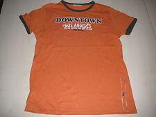 Tom Tailor tolles T-Shirt Gr. 152 orange-braun !!