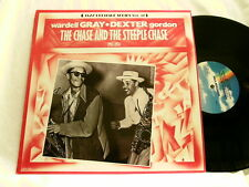 WARDELL GRAY & DEXTER GORDON The Chase 1952-54 LP Conte Candoli