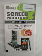 Luxmo Screen Protector for Samsung Fascinate * New - Never Used *