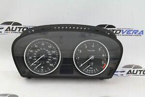 BMW E60 E61 525i 528i 530i 535i SPEEDOMETER INSTRUMENT CLUSTER CLOCK 9177259