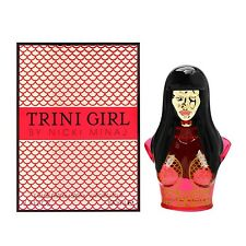 Trini Girl by Nicki Minaj 3.3 3.4 oz 100 ml Women Perfume EDP Spray NIB