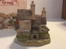 "David Winter's Cottages ""Stonecutter's Cottage"" - Euc"