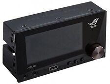 Asus 4 Inch USB 2.0 ROG Front Base LCD Dual Bay Gaming Panel