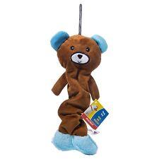 Mix Or Match PLUSH BUNGEE DOG TOY Cute Teddy Bear Or Cheeky Fox, Eye-Catching