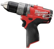 """Milwaukee 2404-20 M12 FUEL™ 1/2"""" hammer Drill/Driver bare M12CPD-0"""